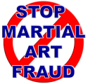 Stop Martial Art Fraud