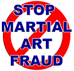 Martial Art Fraud